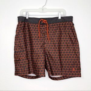 Original Penguin Board Shorts Men's Swimsuit 32
